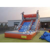 Buy cheap Safe Pirate Ship Inflatable Water Slide Playground For Commercial from wholesalers