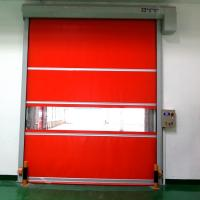 Buy cheap Ce RoHS Certification Customizd Colors Industrial Overhead Rolling High Speed Doors from wholesalers