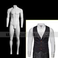 Buy cheap Hot sale product male full body ghost mannequin model for display from wholesalers