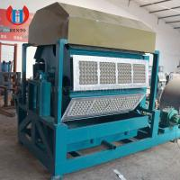 Buy cheap Egg Tray Make Machine/egg Tray Machine Production Line/egg Packing Box Maker (support Customize) from wholesalers