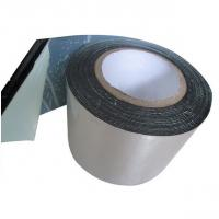 Buy cheap Double Sided Butyl Rubber Tape Adhesive Material For Metal Roof Sealing from wholesalers