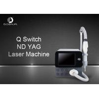 Buy cheap Q Switch 532 Ktp Tattoo Removal 1064 ND YAG Laser Machine from wholesalers