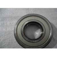 Sealed 2Z Deep Groove Ball Bearing With Snap Ring , Miniature Ball Bearings Manufactures
