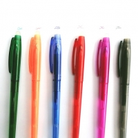 Buy cheap Smooth Writing 0.7mm Erasable Colored Pens For School from wholesalers