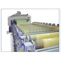 Buy cheap Textile Cylinder Rotary Screen Printing Machine Running Speed 10-80m/Min from wholesalers