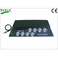 Buy cheap 8 Ports Bnc Surge Protector , Video Signal Transmission Network Surge Protector from wholesalers