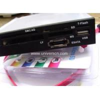 Buy cheap SDHC Internal All in One Card Reader +T-flash + ESATA from wholesalers