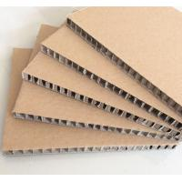 Buy cheap honeycomb cardboard sheet PP Plastic Corrugated Honeycomb Cardboard Sheet from wholesalers