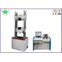 Buy cheap Servo Universal Tensile Testing Machine 2000KN Electro-Hydraulic Control product