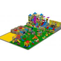 Buy cheap CE certificated kid used indoor playground equipment for sale from wholesalers