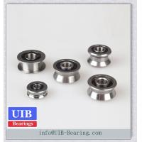 Guide roller - LV series - LV20/4 ZZ (V4-90 °) V groove bearing 4 * 13 * 7 guide roller bearings v-shaped guide rail Manufactures