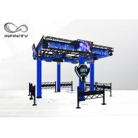 Wholesale Movie Power VR CS Arcade Games Gun Shooting Range Simulator For 4 Players from china suppliers