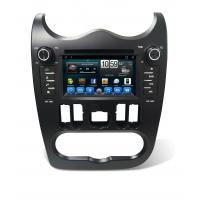 Buy cheap Autoradio Renault Logan Car Multimedia Navigation System 6.2 inch Touch Screeen from wholesalers