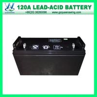 Buy cheap High Quality 12V 120ah VRLA Power Battery (QW-BV120A) from wholesalers