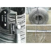 Buy cheap Hot Dipped Galvanized Woven Field Fencing / Grassland Fence For Deer Fence 2.5mm Wire Diameter*20CM*20CM from wholesalers