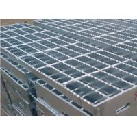 Buy cheap Floor Forge Walkway Steel Grating Serrated Bearing Bar ISO9001 Certification from wholesalers