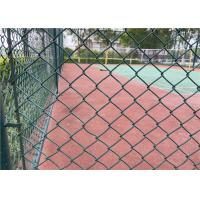 Buy cheap Heavy Duty 4.0mm Temporary Mesh Fencing As Stadium Fence Versatile Fence from wholesalers