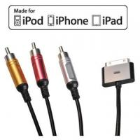 Buy cheap Universal AV Cable for Apple Products from wholesalers