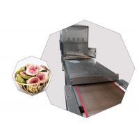 Buy cheap HD 120 New Condition Good Quality Stainless Steel Material Figs Microwave Drying And Sterilization Machine from wholesalers