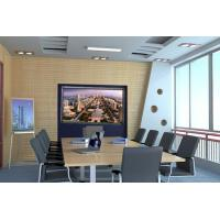 Smart 55 Inch Multimedia Flexible Touch Screen Display , 4ms Respond Speed Manufactures