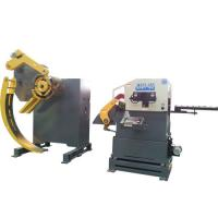 Buy cheap Auto Parts Stamping Processing MAC Coil Feeder Straightener Material Leveling Adjustment from wholesalers