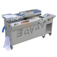 Buy cheap Glue Binding Machine (with Side Glue&Creasing Function) from wholesalers