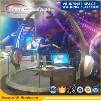 Buy cheap Dynamic VR Theme Park Simulator , High Disposition VR Space Walk from wholesalers