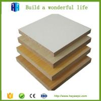 Buy cheap Sri lanka exterior waterproof wall cladding wpc manufacturing suppliers from wholesalers