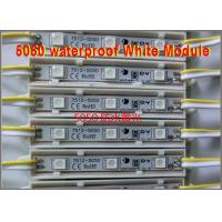 Buy cheap 20pcs LED module 5050 3 LED superbright SMD led Waterproof DC 12V yellow for LED sign shop banner LOGO from wholesalers