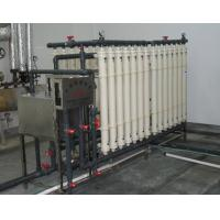 Buy cheap Ultra-filtration (UF) Water Treatment Equipments System for processing of mineral water from wholesalers
