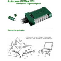 Buy cheap Universal Car Diagnostic Scanner Autoboss PC-MAX Wireless VCI from wholesalers