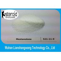 Mestanolon Androgenic Anabolic Steroids , Strong Bone Mass / Losing Weight Steroids CAS 521-11-9