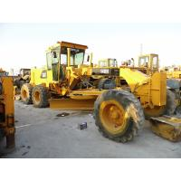 Buy cheap CAT 140H Motor Grader with ripper from wholesalers