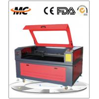 Buy cheap China hot sale Beijing Reci Laser Cutting Machine for double colour board wood acrylic leather steel timberland boot from wholesalers