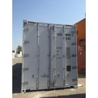 Buy cheap Rapidly  At Resisting Distortion Medical Metal Container Houses steel 20GP from wholesalers