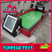 Buy cheap F-001 Sunpeak Sport Game Inflatable Football Field from wholesalers