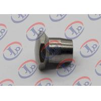 Buy cheap Baby Stroller CNC Turned Parts AISI 304 Nuts With M5 X 0.75 Mm Thread product