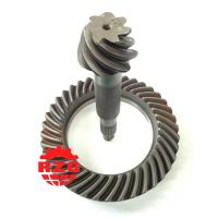 Spiral Bevel Crown Wheel & Pinion Gear adopted on Agricultural Machinery