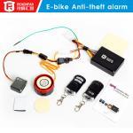 Buy cheap Reachfar v12+mini E-bike anti-theft gps tracker electric bike vehicle tracking alarm from wholesalers