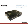 Buy cheap Long Range COFDM HD Transmitter 2-5W Adjustable Vehicle Wireless Video Sennder AES Encryption from wholesalers