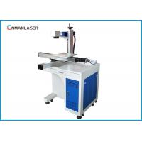 Buy cheap 20 W Dynamic Laser Marking Machine For Metal Serial Number Batch Code Expire Date from wholesalers