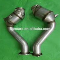 Wholesale Germany Original Catalytic Converter Magnaflow for Porsche Cayenne Exhaust System Clean 958113027AX from china suppliers
