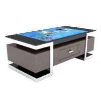 Buy cheap All In One Multimedia Touch Screen Computer Table For Restaurant / Coffee Shop from wholesalers