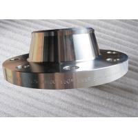 Buy cheap 321 321H Stainless Steel Weld Neck Flange Normalizing Heat Treatment from wholesalers