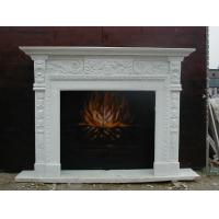 Buy cheap stone fireplace,marble fireplace from wholesalers