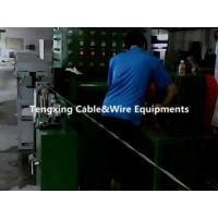 Wholesale anti-corrsion,high temperature silicone cable wire extrusion production line from china suppliers