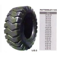Buy cheap 375mm Section Width Off The Road Tyres 14.00-24 16/20 Pr Industrial Tractor Tires from wholesalers