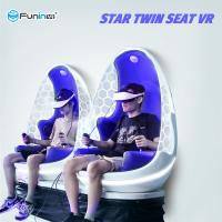 Buy cheap Strong Sense Virtual Reality Machine / Full Automatic 9D VR Simulator from wholesalers