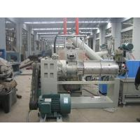 Buy cheap Energy-saving ABS Plastic Granules Machine For Solid Pellet , Stable Extrusion from wholesalers