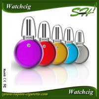 Watchcig Mechanical Mod E Cig Aluminum Body Use Button Huge Vapor Manufactures